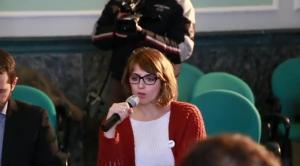 Dalila Nesci, capolista alla Camera del Movimento Cinque Stelle Calabria.