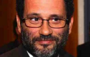 Antonio Ingroia, ex pm dell'inchiesta sulla Trattativa, oggi leader del listone di Di Pietro, Diliberto e De Magistris.