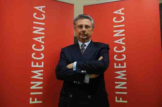 Giuseppe Orsi di Finmeccanica