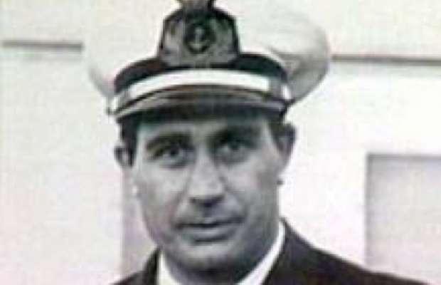 Il capitano calabrese Natale De Grazia, della Marina militare.