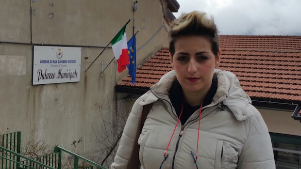 Dalila a San Giovanni in Fiore