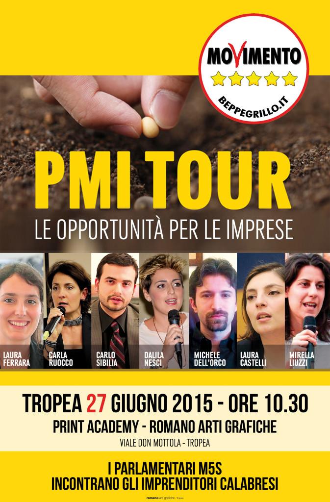 15C0870 PMI tour