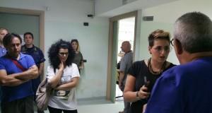 Nesci all'ospedale di Polistena