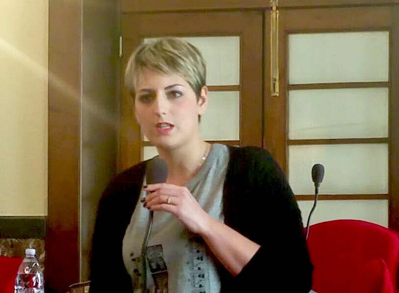 Dalila Nesci al consiglio comunale di Vibo Valentia