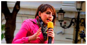 dalila microfono