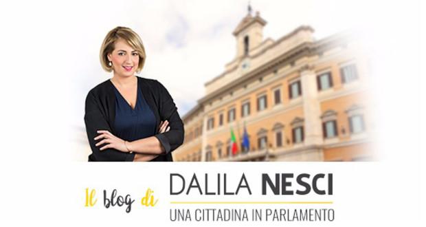 una cittadina in parlamento
