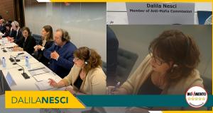 Eurojust dalila nesci commissione antimafia