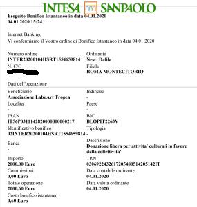 Bonifico_Associazione_LaboArt_Tropea