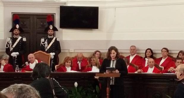 inaugurazione anno giudiziario catanzaro 2020